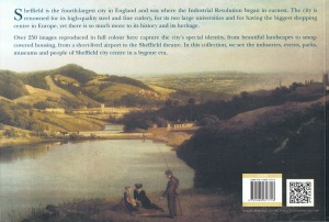 Lost Sheffield back cover
