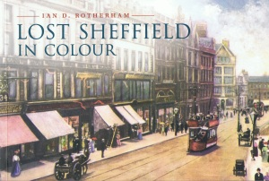 Lost Sheffield front cover