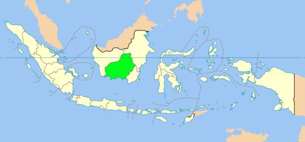 Indonesia Central Kalimantan