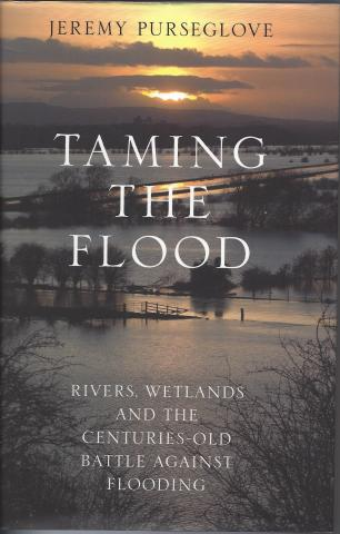 Taming the Flood cover 2015