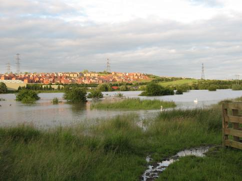 River Rother Floooding June 2007