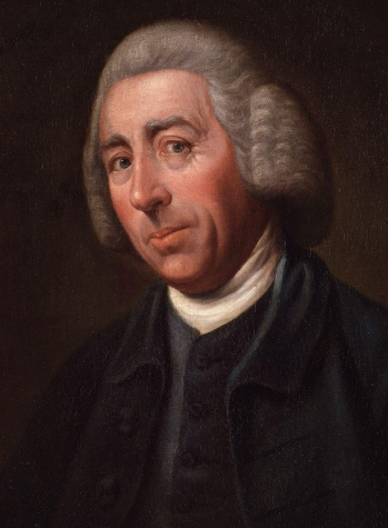 Lancelot_('Capability') Brown by Nathaniel Dance