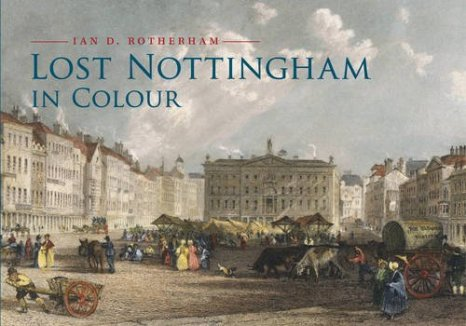 Lost Nottingham front cover