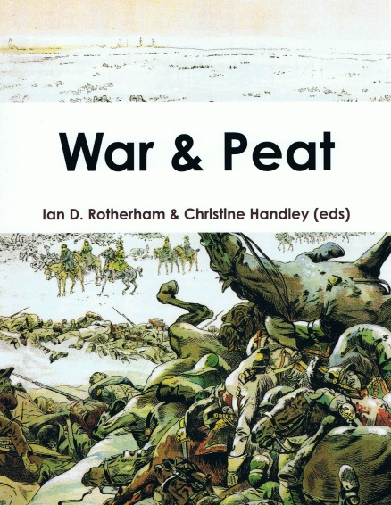 War & Peat cover