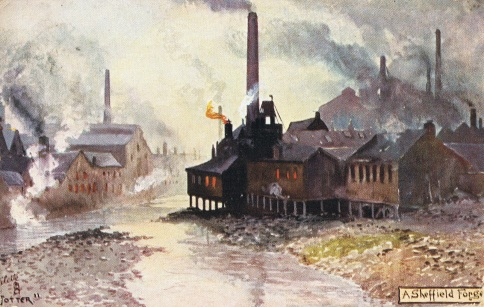 a-sheffield-forge-on-the-river-don-1907
